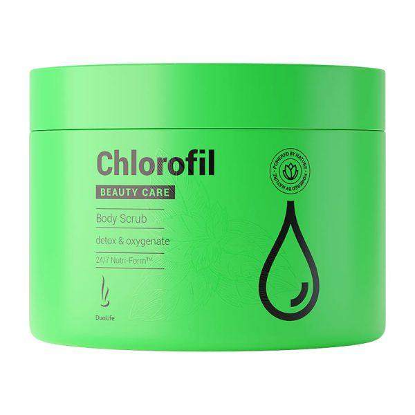 DuoLife Beauty Care Chlorofil Body Scrub